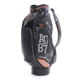 【大型商品180】アダバット adabat メンズ ゴルフ キャディバッグ ABC301BK (ブラック)