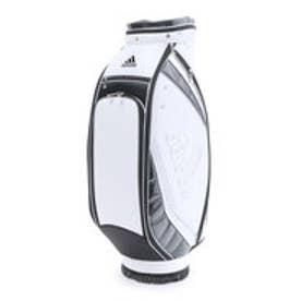 【大型商品180】アディダス adidas メンズ ゴルフ キャディバッグ シルバーロゴ A92495