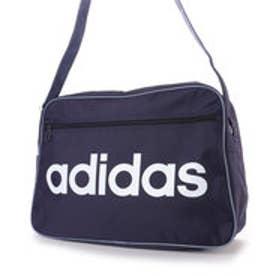 アディダス adidas ユニセックス エナメルバッグ リニアエナメルショルダーL CF5523 567