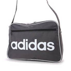 アディダス adidas ユニセックス エナメルバッグ リニアエナメルショルダーL CF5515 566