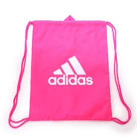 アディダス adidas マルチバッグ ビッグロゴジムバッグ DM7665 (ピンク)
