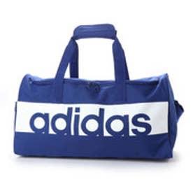 アディダス adidas ダッフルバッグ リニアロゴチームバッグS DM7651 492 (ブルー)