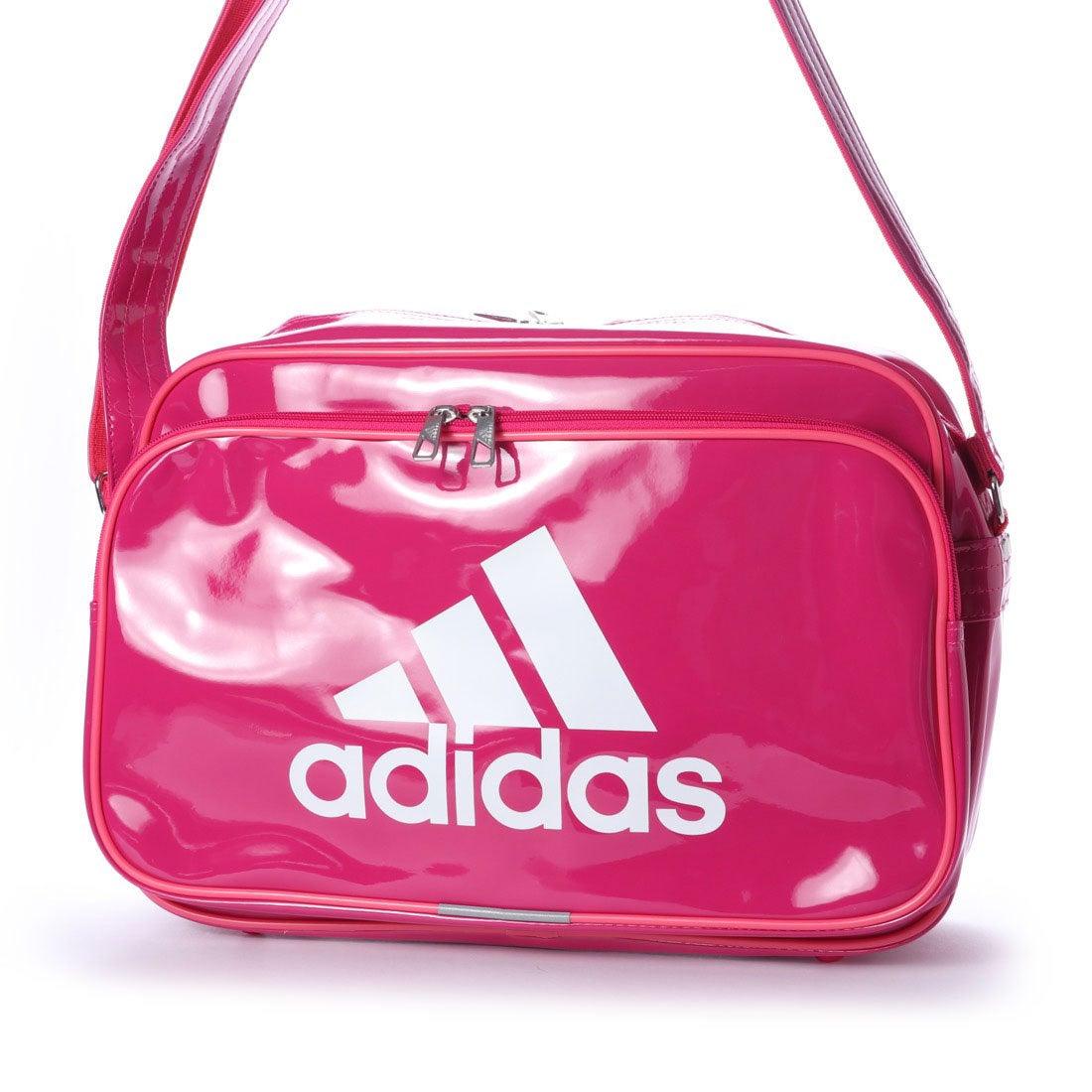 アディダス adidas エナメルバッグ エナメルバッグM DM8760 582 (ピンク) レディース メンズ