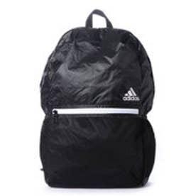 アディダス adidas ライフスタイル バッグ パッカブルバックパック BR6263 (ブラック)