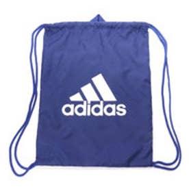 アディダス adidas マルチバッグ ビッグロゴジムバッグ DM9541 (ブルー)