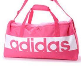 アディダス adidas ダッフルバッグ リニアロゴチームバッグM DM7648 496 (ピンク)