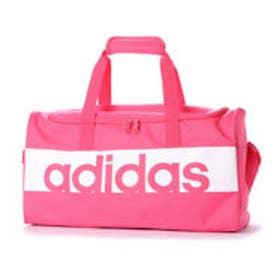 アディダス adidas ダッフルバッグ リニアロゴチームバッグS DM7650 493 (ピンク)