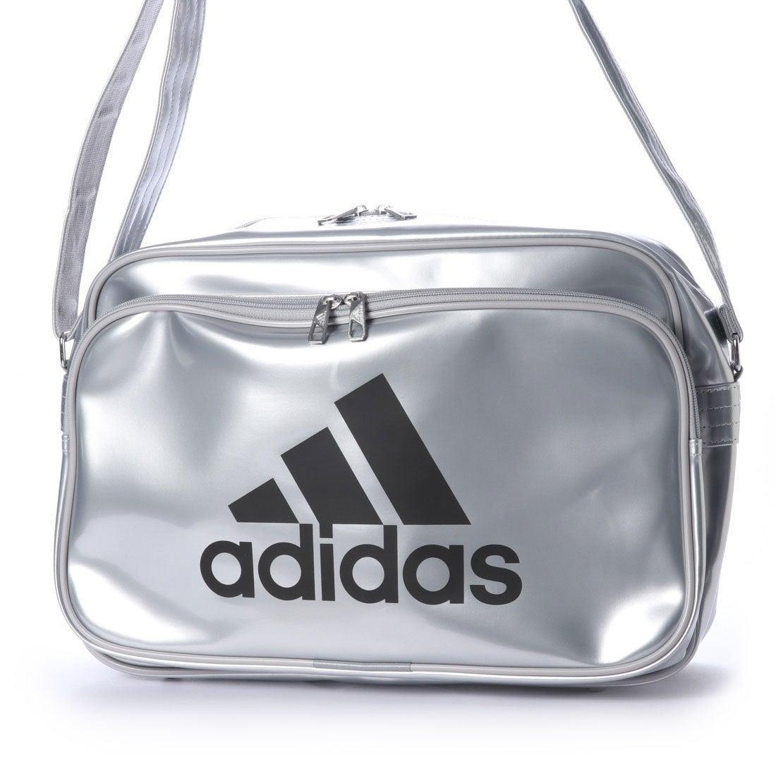 アディダス adidas エナメルバッグ エナメルバッグM DM8759 583 (シルバー) レディース メンズ