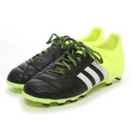 【アウトレット】アディダス adidas ジュニアサッカースパイク エース 15.1 HG J LE Ace S83014 ブラック 2683 (ブラックYL)