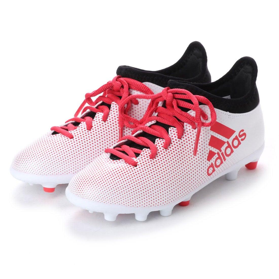 【SALE 25%OFF】アディダス adidas ジュニア サッカー スパイクシューズ エックス 17.3-ジャパン HG J CQ1980