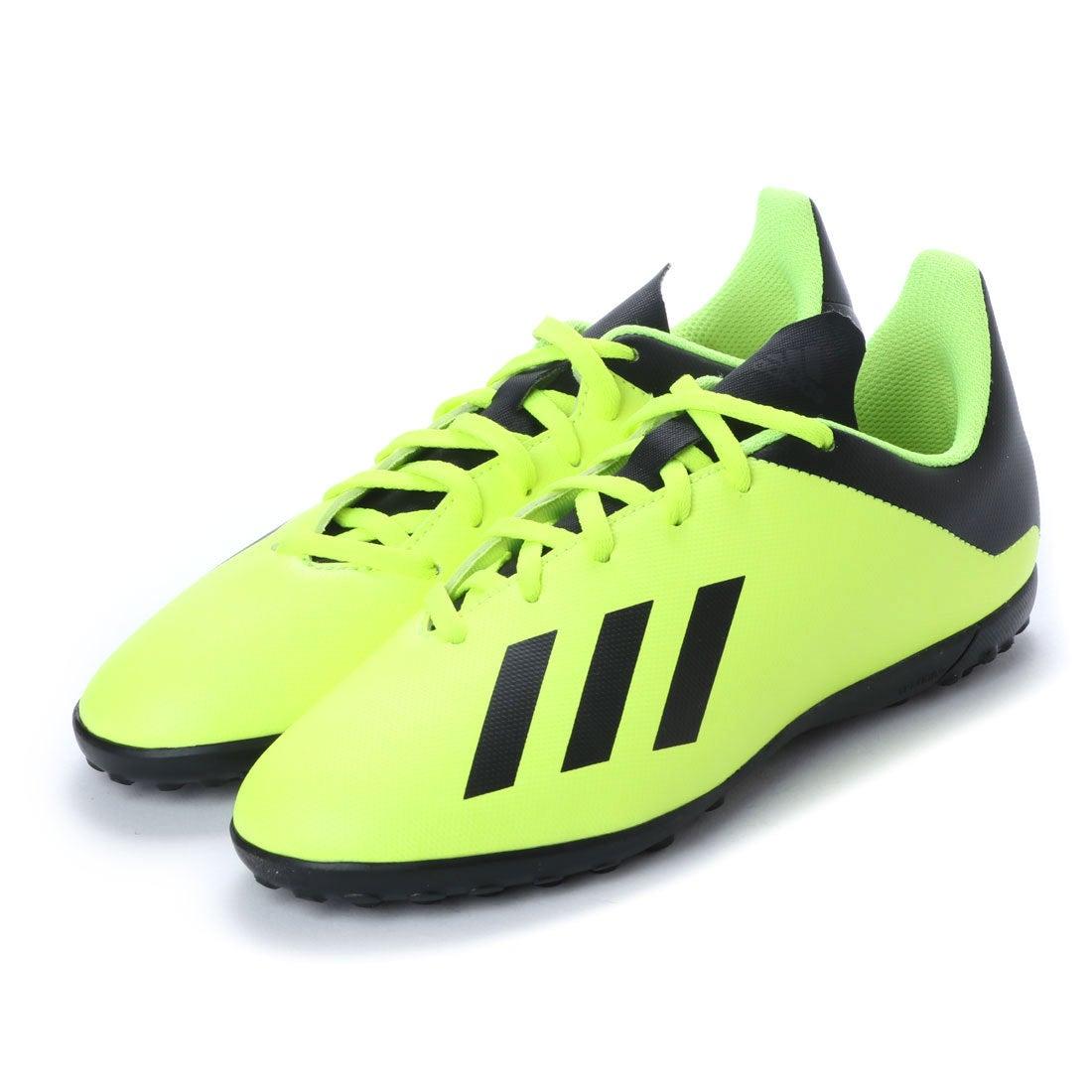 【SALE 10%OFF】アディダス adidas ジュニア サッカー トレーニングシューズ エックスタンゴ18.4TFJ DB2435