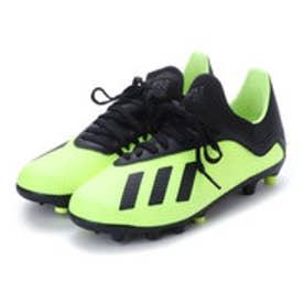 アディダス adidas ジュニア サッカー スパイクシューズ エックス18.3-ジャパンHG/AGJ BB6971
