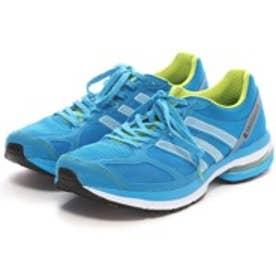 アディダス adidas ランニングシューズ アディゼロ タクミ イドミ (挑) adizero Takumi Idomi S77420 ブルー 4521