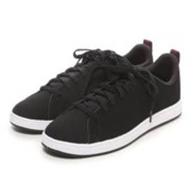 アディダス adidas カジュアルシューズ VALCLEAN F98489 ブラック 4494 (ブラックBK)