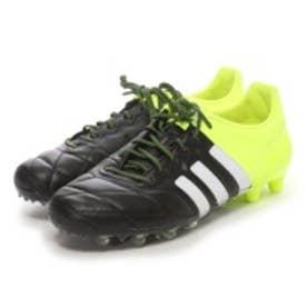 【アウトレット】アディダス adidas サッカースパイク エース Ace 15.1-ジャパン HG LE B32815 3066 (ブラックYL)