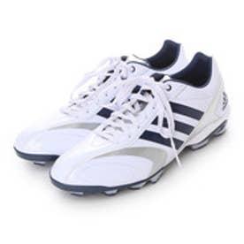 アディダス adidas 野球スパイク アディピュア adiPURE ポイント 2 low S85344 (クリスタルホワイト S16/カレッジネイビー/カレッジネイビー)