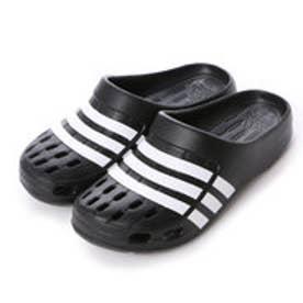 アディダス adidas サンダル  ADDUクロッグBW0041               (ブラック×ホワイト)