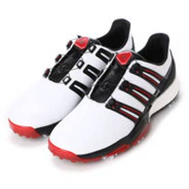 アディダス adidas メンズ ゴルフ ダイヤル式スパイクシューズ パワーバンド ボア ブースト Q44870 807