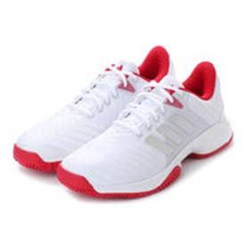アディダス adidas メンズ テニス オールコート用シューズ BARRICADE CODE COURT AC CM7814 103