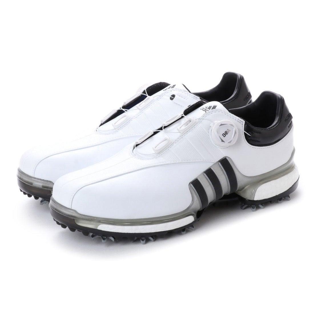 アディダス adidas メンズ ゴルフ ダイヤル式スパイクシューズ ツアー360 EQT ボア F33619 981