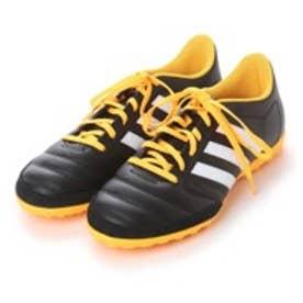 アディダス adidas サッカートレーニングシューズ パティークグローロ Pathique Gloro 16.2 TF S78819 3193 (コアブラック×ランニングホワイト×ソーラーゴールド)