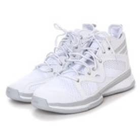 アディダス adidas バスケットボールシューズ アディゼロ PG adizero PG AQ8473 491 (ランニングホワイト×シルバー)