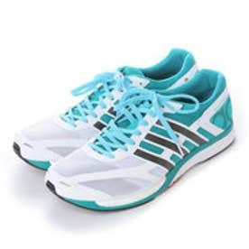 アディダス adidas ランニングシューズ アディゼロ タクミ レン ブースト 2 adizero takumi ren boost 2 AF4042 4666 (ランニングホワイト/コアブラック)