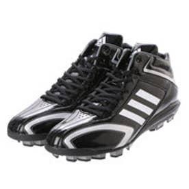 アディダス adidas ユニセックス 野球 スパイクシューズ アディピュアT3 MID ポイント AQ8358 328