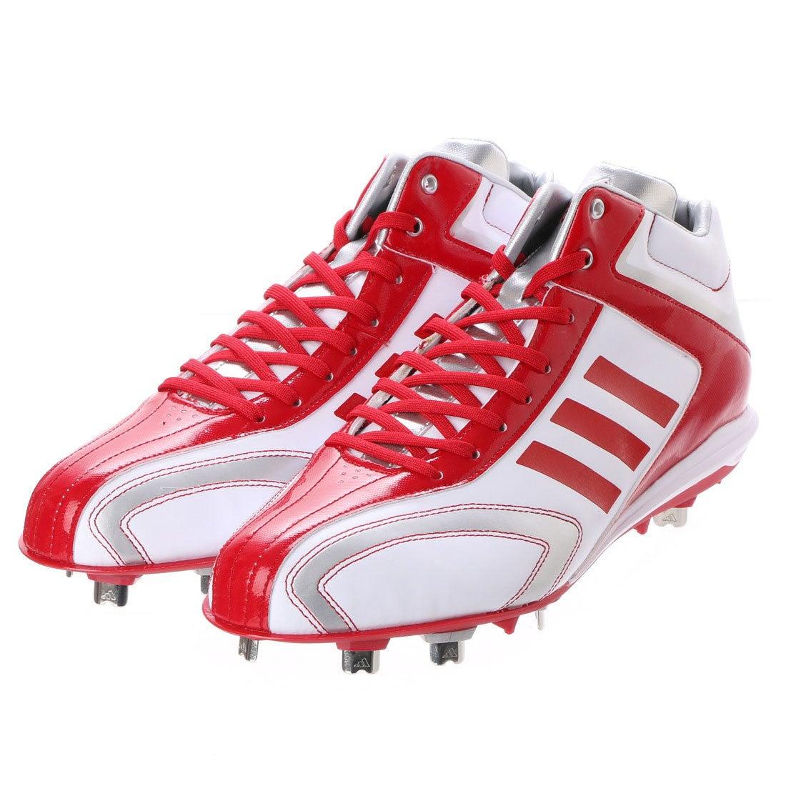 【SALE 30%OFF】アディダス adidas ユニセックス 野球 スパイクシューズ アディピュアT3 MID AQ8340 197