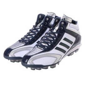 アディダス adidas ユニセックス 野球 スパイクシューズ アディピュアT3 MID ポイント AQ8360 329