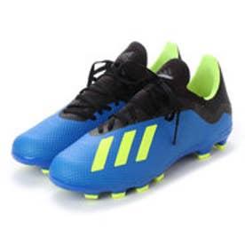 アディダス adidas サッカー スパイクシューズ エックス18.3HG/AG BB6955