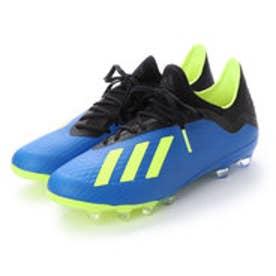 アディダス adidas サッカー スパイクシューズ エックス18.2-ジャパンHG/AG BB6953