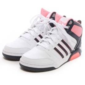 アディダス adidas カジュアルシューズ BB90S W F97844 ホワイト 4102