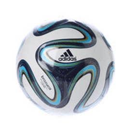 アディダス adidas ジュニア サッカーボール ブラズーカ クラブプロ AF4822WB    550 (ホワイト)