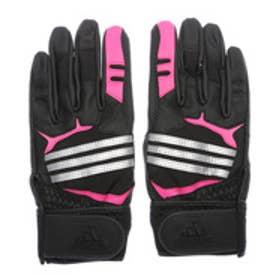 アディダス adidas ジュニア 野球 バッティング用手袋 5T バッティンググローブ BS1272