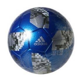 アディダス adidas ジュニア サッカー 試合球 ワールドカップ キッズ4号球 青色 AF4300B 2018