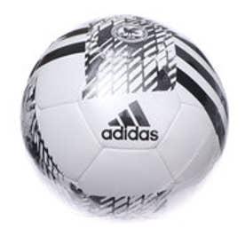 アディダス adidas ジュニア サッカー 試合球 ハイブリッド 4号球 白色 AF4854W