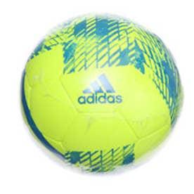 アディダス adidas ジュニア サッカー 試合球 ハイブリッド 4号球 黄色 AF4854Y