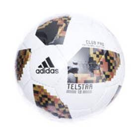 アディダス adidas ジュニア サッカー 試合球 テルスター18 クラブプロ 4号球 AF4850WGL
