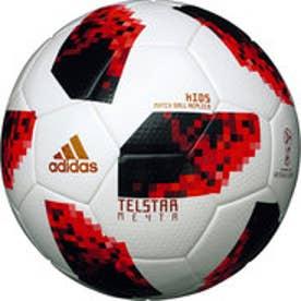 アディダス adidas ジュニア サッカー 試合球 テルスター18 ミチター 決勝トーナメントモデル キッズ 4号球 AF4300F (他)