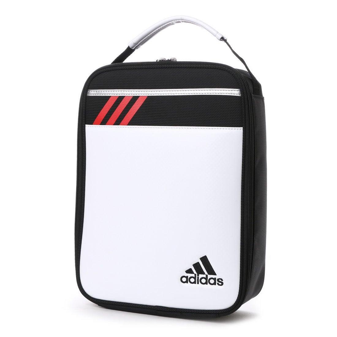【SALE 28%OFF】アディダス adidas メンズ ゴルフ シューズケース 2 AWR88 (ホワイト)
