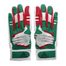 アディダス adidas メンズ 野球 バッティング用手袋 5T バッティンググローブ BS1266