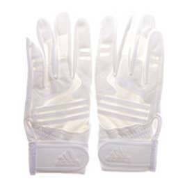 アディダス adidas メンズ 野球 バッティング用手袋 5T バッティンググローブ BS1263