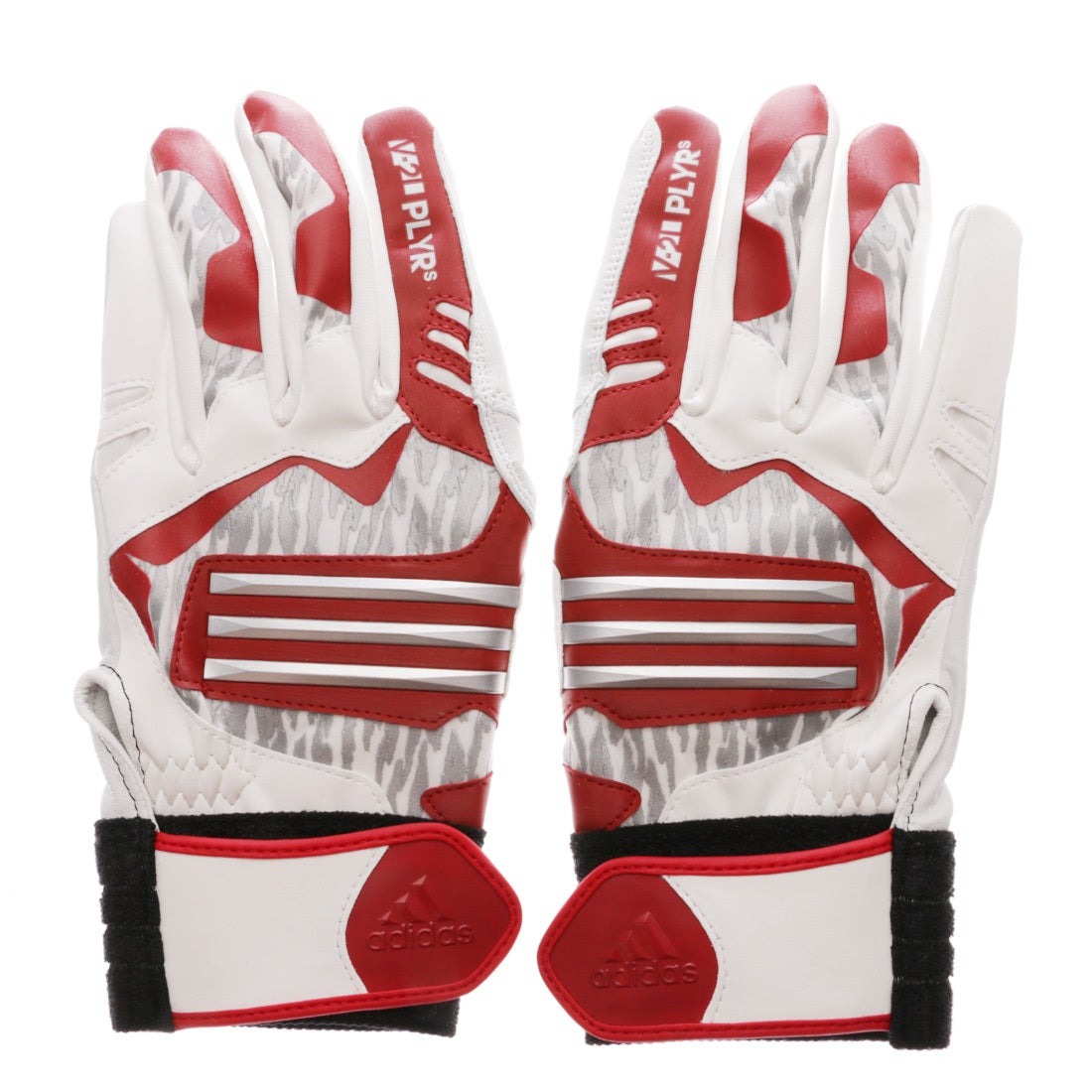 ロコンド 靴とファッションの通販サイトアディダス(adidas)メンズ野球バッティング用手袋5TバッティンググローブBQ7100