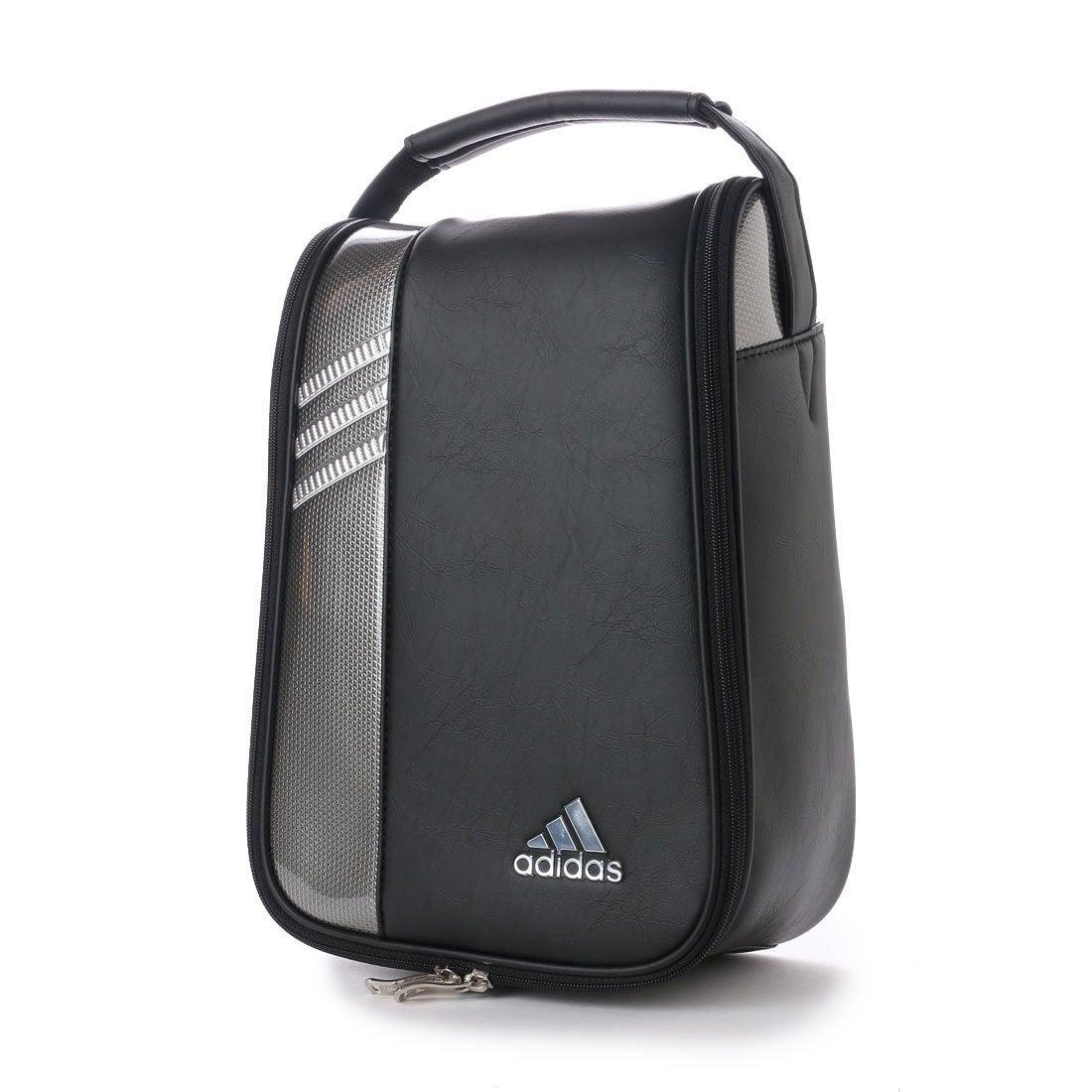 アディダス adidas メンズ ゴルフ シューズケース ピュアメタルシューズケース2 A92348