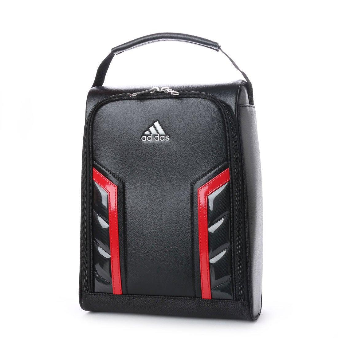 アディダス adidas メンズ ゴルフ シューズケース シルバーロゴシューズケース M72049