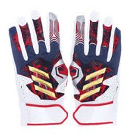 アディダス adidas メンズ 野球 バッティング用手袋 5Tバッティンググラブ3ST CX2034
