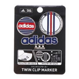 アディダス adidas ユニセックス ゴルフ マーカー ツインクリップマーカー A15788