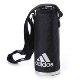 アディダス adidas ボトルクーラー クーラードリンクケース AP3331  (ブラック/マットシルバー)