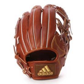 アディダス adidas ユニセックス 硬式野球 野手用グラブ AD BID43プロ4 BR AO1442 (他)